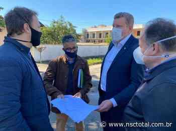 Secretário mantém apoio do Estado para nova ponte em Joinville - NSC Total