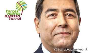 Autárquicas: Alteração do candidato do PS à Assembleia Municipal de Torres Vedras - TORRES VEDRAS WEB