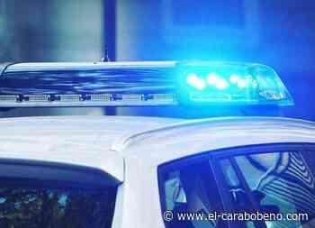 Herido oficial de la PC en emboscada en carretera nacional Mariara-Maracay (Video) - El Carabobeño