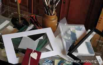Gironde : préparation d'un petit salon du collectif Smac à Lacanau - Sud Ouest