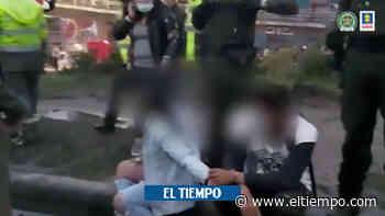 Judicializan a los responsables de incendiar una patrulla en Soacha - El Tiempo