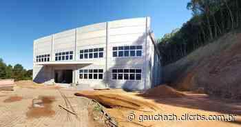 Obras avançam na nova unidade do Senai em Flores da Cunha | Pioneiro - GauchaZH