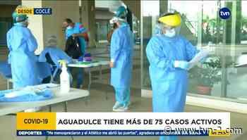 Minsa alerta por casos de covid-19 en Aguadulce - TVN Panamá