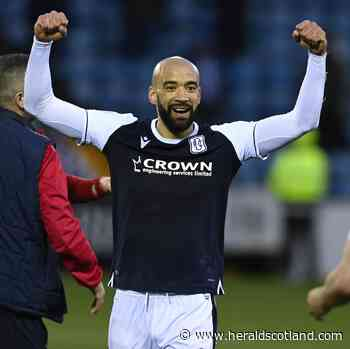 Liam Fontaine keen to sign new deal with promoted Dundee and help the Dens Park club in the Premiership - HeraldScotland