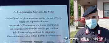 Congedo dall'Arma dopo 40 anni di servizio, a Bellusco il saluto al comandante Giovanni de Mola - Cronaca, Bellusco - Il Cittadino di Monza e Brianza