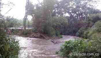 Lluvias generan incomunicación entre Sardinata y el municipio de Tibú - caracol.com.co