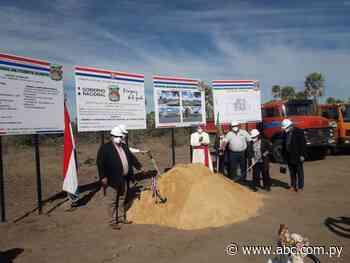 Se inicia construcción de un hospital en Fuerte Olimpo - Nacionales - ABC Color