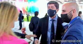 Juan Marín destaca en Fitur el destino Almuñécar – La Herradura - Europatropical