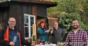 100 Euro für die Flasche Wein: Kuriose Spendenaktion in Keltern - Pforzheimer Zeitung