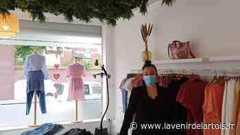 Bully-les-Mines : la boutique Janelle arrive en centre-ville - L'Avenir de l'Artois