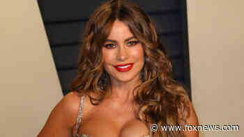 Sofia Vergara shares red hot bikini throwback - Fox News