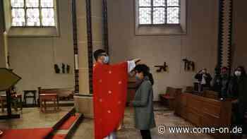 Primiz mit Kaplan Peter Schlippe in St. Matthäus - come-on.de