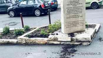 Sarcelles : la stèle à la mémoire de Yohan Cohen dégradée - Le Parisien