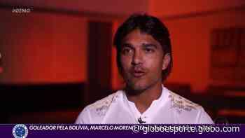 """Moreno cita """"diferentes ideias"""" para ser destaque na Bolívia e banco no Cruzeiro: """"Só saio quando não me quiserem mais"""" - globoesporte.com"""