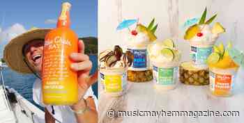 Kenny Chesney Partners With Tipsy Scoop For Blue Chair Bay Rum-Infused Ice Cream - Music Mayhem Magazine