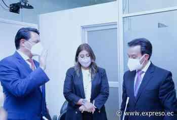 Fernando Villavicencio es el nuevo presidente de la Comisión de Fiscalización - expreso.ec