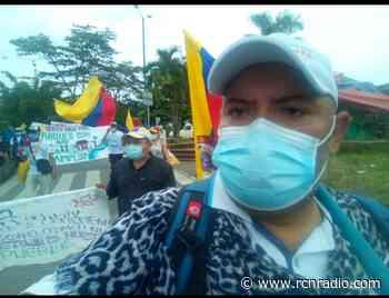 Villavicencio: sigue el paro camionero y campesino después un mes de protestas - RCN Radio