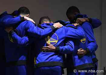 Golden State Warriors' Statement on Violence in San Jose
