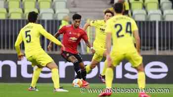 [1-0] Villarreal-United: Moreno abre o marcador em Gdansk - Notícias ao Minuto