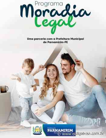 Vem aí o maior Programa Fundiário de Parnamirim: MORADIA LEGAL - Blog do Didi Galvão