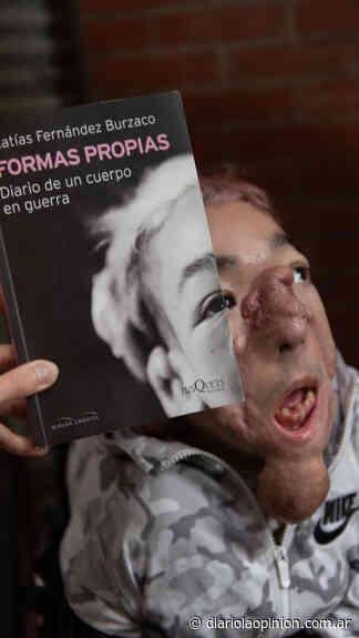 """Matías Fernández Burzaco cuenta las huellas de su enfermedad en """"Formas propias"""" - Diario La Opinión de Rafaela"""