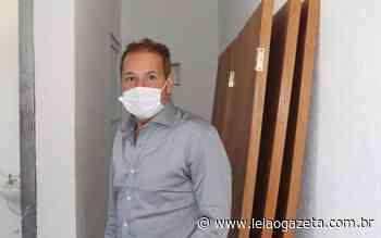 Vereador Tião da Agência conquista melhorias para o Nirvana, em Biritiba Mirim - Leia o Gazeta