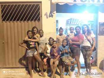 Crianças encontram bolsa com R$ 1.500 e devolvem para dona em Leopoldina - G1