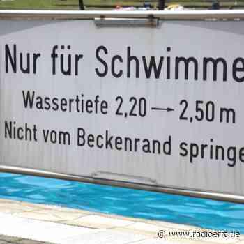 Pulheim: Freibad-Saison in der Aquarena startet - radioerft.de