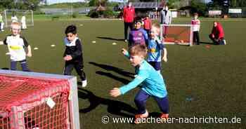 Sportvereine in der Pandemie: Beispiel Herzogenrath: Endlich Training, endlich Bewegung - Aachener Nachrichten