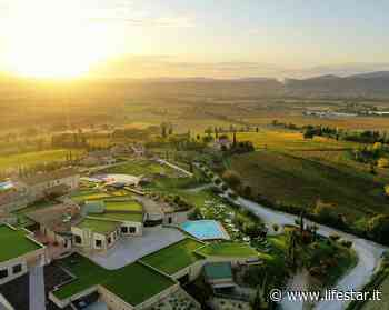 Riapre il Borgobrufa SPA Resort di Torgiano - Lifestar.it