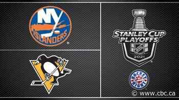 Hockey Night in Canada: NY Islanders vs. Pittsburgh