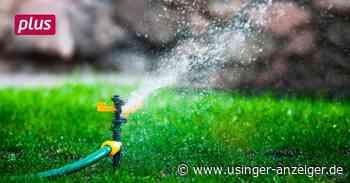 Wehrheim Wehrheim braucht neues Wasserkonzept - Usinger Anzeiger
