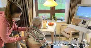 Roetgen: Tele-Medizin unterstützt die Itertalklinik - Aachener Zeitung