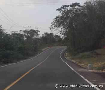 Accidente de tránsito entre Turbana y Turbaco deja un muerto y un herido - El Universal - Colombia