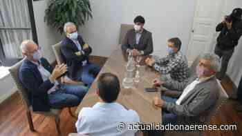 GOLLAN ESTUVO EN SAN ANTONIO DE ARECO Y ENTREGÓ EQUIPOS PARA EL HOSPITAL - Actualidad Bonaerense