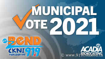 UPDATE: Municipal Election Results For Dieppe - 91.9 The Bend