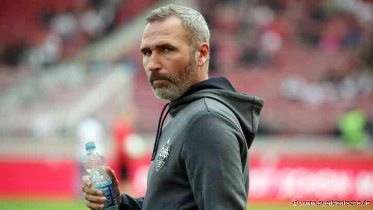 Hamburger SV: Trainer Tim Walter, der letzte freie Radikale - Süddeutsche Zeitung - SZ.de