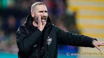 Hamburger SV verpflichtet Tim Walter als neuen Trainer - Meinerzhagener Zeitung