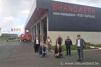 Vrijwillige pompiers zijn welkom (Kaprijke) - Het Nieuwsblad