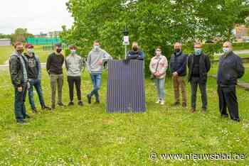 Herzele heeft eigen weerstation dankzij Atheneumleerlingen (Herzele) - Het Nieuwsblad