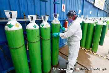 Ingenieros inaugurarán planta de oxígeno en Chosica - Radio Nacional del Perú