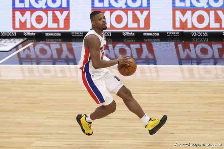 Pistons Notes: Smith Jr., Grant, Draft, Free Agency