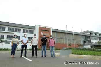 Sede de UA en Sabanalarga abriría en segundo semestre del año - EL HERALDO