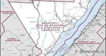 2019 Canada election: Beauport–Côte-de-Beaupré–Île d'Orléans–Charlevoix - Globalnews.ca