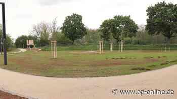 Im Limespark geht es voran Erlensee erster Bauabschnitt bald fertig - op-online.de