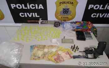 Suspeito de extorsão mediante sequestro em Seabra é preso em Itapetinga - G1