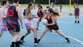 Old Bar Shells account for Wingham Wildcats in top division netball - Manning River Times