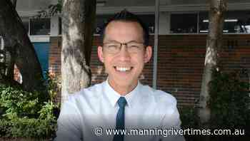 Maths hero Eddie Woo inspires teachers and students at Wingham High School - Manning River Times