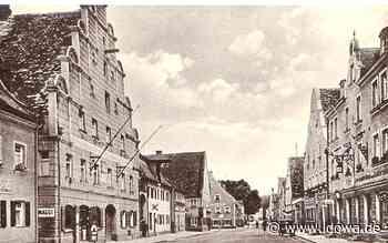 Prächtiges Bauwerk - Bürgerhaus Geiselhöring vor 100 Jahren beinahe abgebrannt - idowa
