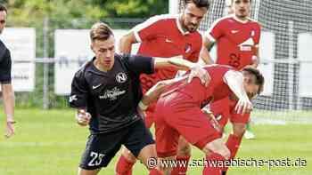 Normannia überrascht in Ilshofen   Fußball - Schwäbische Post